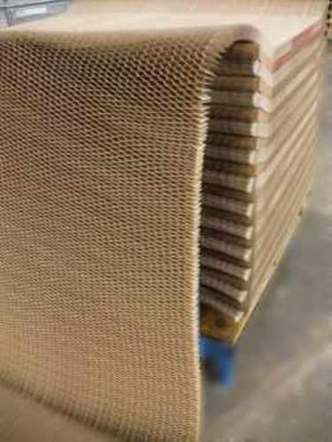 Paper Honeycomb Core Ecoglobe